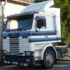 Scania CR 142 Intercooler 143 Top Line (602)